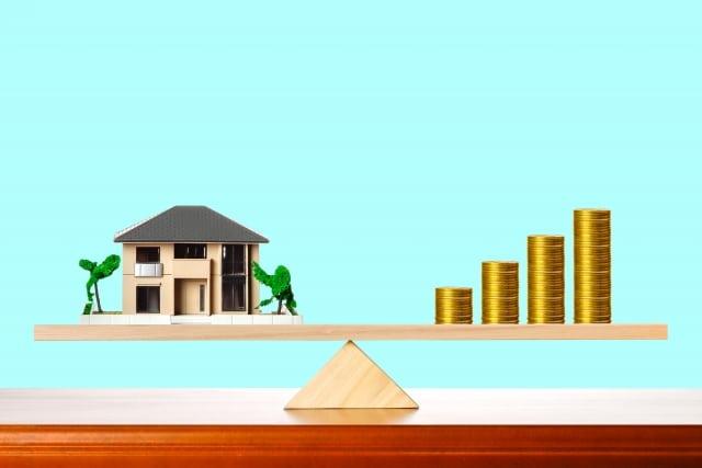 土地建物の持分割合 妻との持分割合はどうすべき?これだけは避けたい失敗事例。