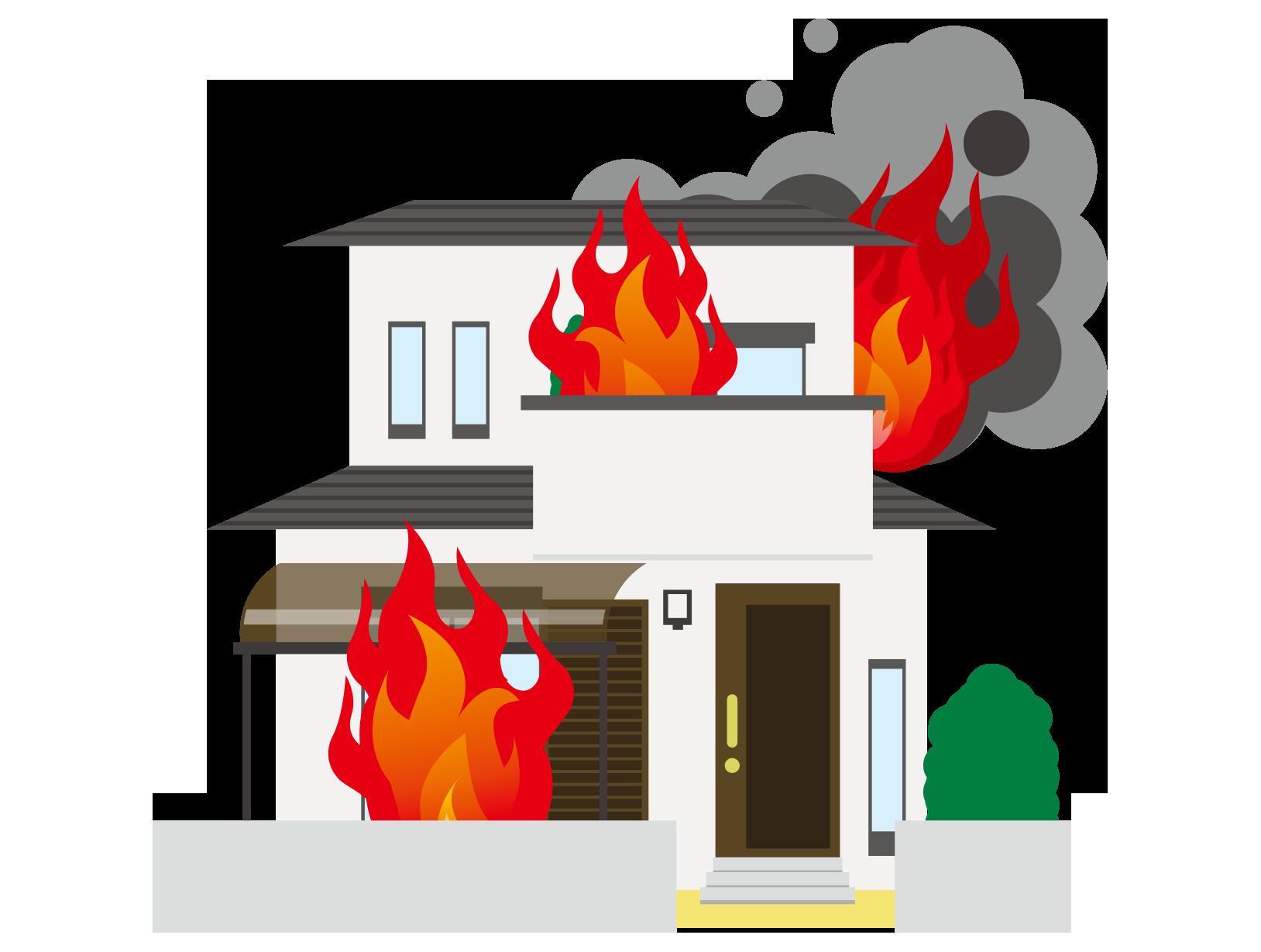 意外に見落としがちな火災保険の最適な組み方